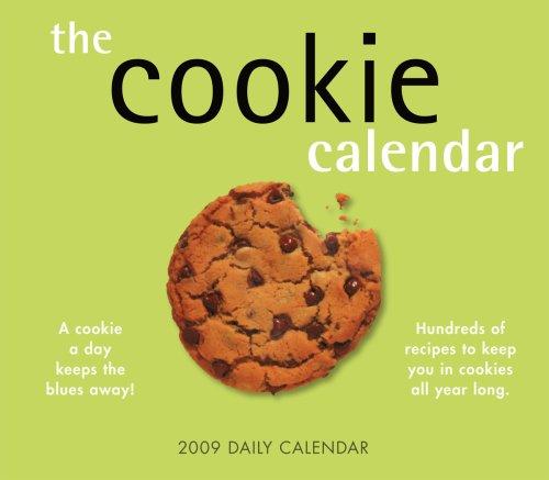 Cookie Calendar 2009 Daily Boxed Calendar (Calendar)