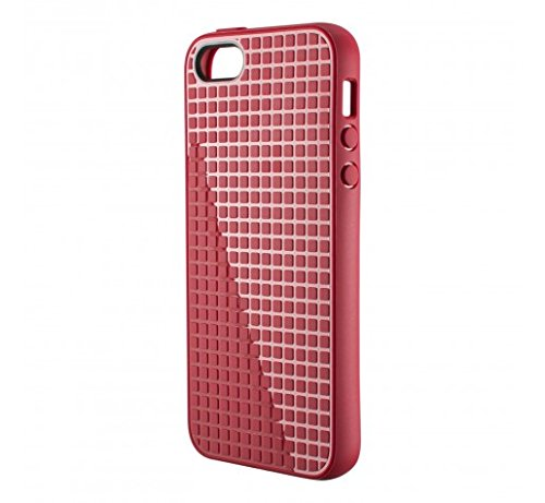 Speck Toughskin Iphone Case (Speck Products PixelSkin HD Rubberized Case for iPhone 5, 5s, SE - Pomodoro Red)