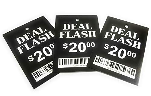 300 PrePrinted Hang Tags for Clothing 2