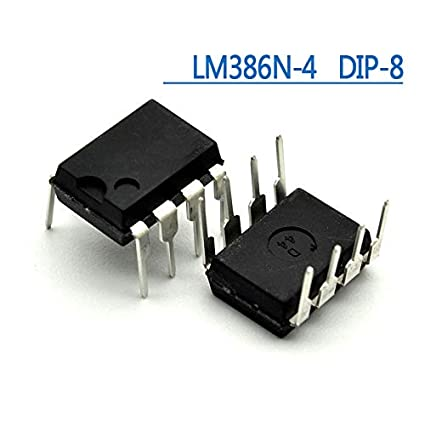 LM386N INTEGRATED CIRCUIT DIP-8 LM386N