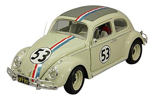 Mattel 1963 Volkswagen Beetle HERBIE
