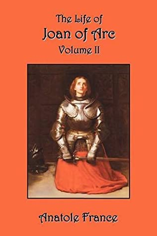 book cover of The Life of Joan of Arc