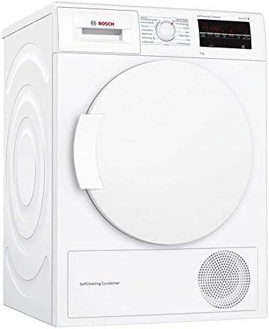 Bosch Serie 6 WTG87229ES - Secadora (Independiente, Carga frontal ...