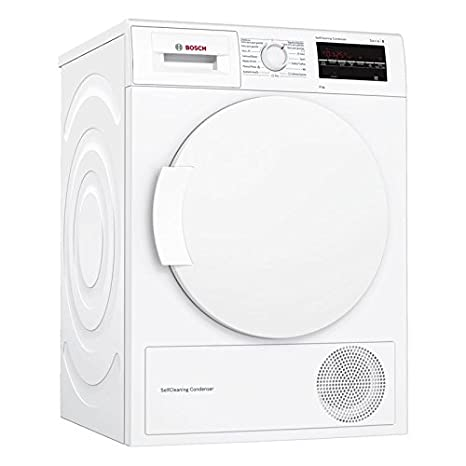 Bosch Serie 6 WTG87229ES - Secadora (Independiente, Carga frontal, Bomba de calor,