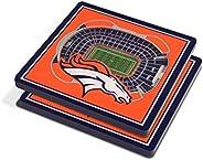 NFL Unisex NFL 3D StadiumView Coaster