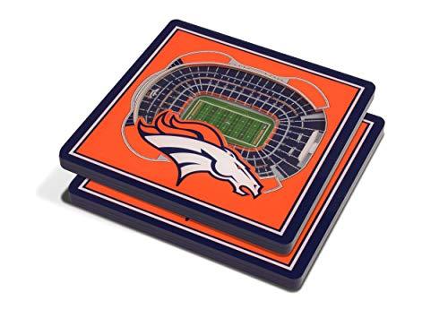 NFL Denver Broncos 3D StadiumViews - Stadium Broncos Denver Nfl