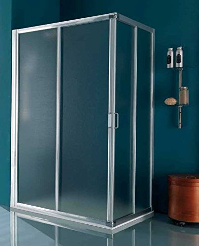 Box Doccia Samo America Up.Samo Box America Shower Up Ang 4 Doors Glass White 64 70
