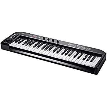 midiplus ak490 semi weighted usb midi keyboard controller musical instruments. Black Bedroom Furniture Sets. Home Design Ideas