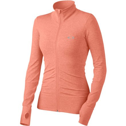 Price comparison product image Oakley Womens Cool Down Two Jacket (Small, Grapefruit)