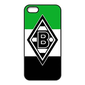 HWGL Borussia M?nchengladbach Logo Cell Phone Case for Iphone 5s
