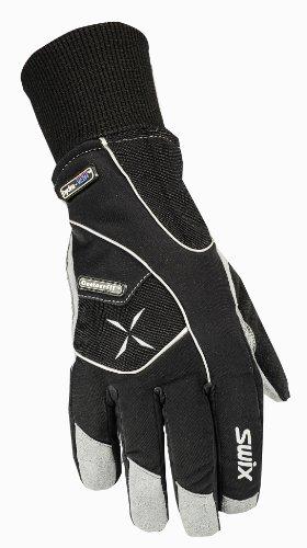 (Swix Women's Star XC 100 Glove, Large, Black)