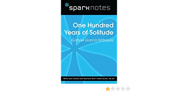 Amazon 100 years of solitude sparknotes literature guide amazon 100 years of solitude sparknotes literature guide sparknotes literature guide series ebook sparknotes kindle store fandeluxe Gallery