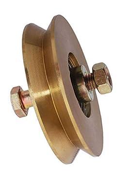 40mm Hochlast Laufrolle Torrolle in 10 Gr/ö/ßen