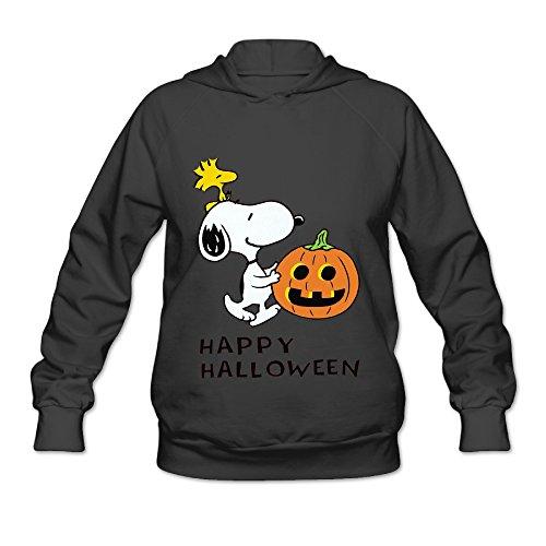 Halloween Snoopy Woman Sweatshirt
