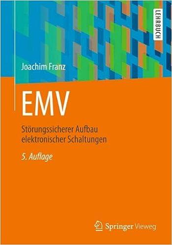 EMV: Störungssicherer Aufbau elektronischer Schaltungen: Amazon.de ...