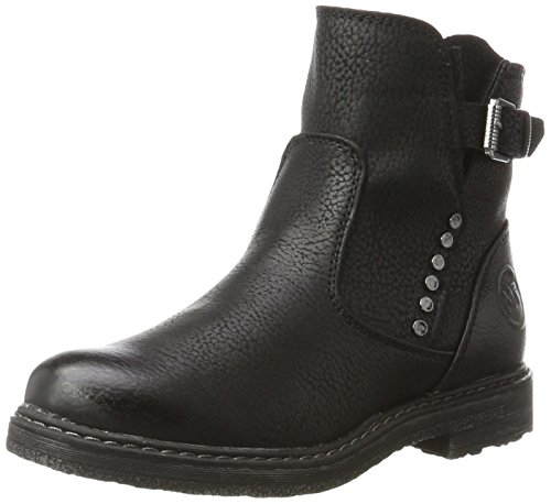 Bottes Noir Antic Fille Tozzi Black Marco 46409 q6xREWn1