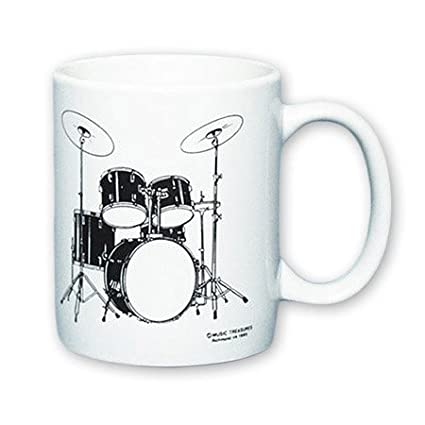 Amazon Drum Set Mug Gifts For Drummers Musical Instruments