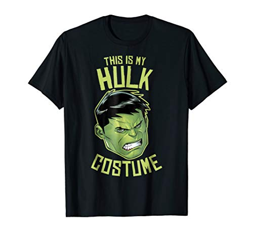 Marvel Avengers Hulk Halloween Costume Graphic T-Shirt ()