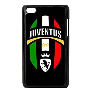 Juventus 005 iPod Touch 4 Case Black TPU Phone Case RV_625845