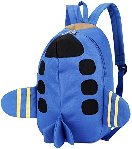 Infant Kid Toddler Backpack Harness with Safety Harness Airplane Organizer Boys