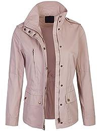 Amazon.com: Pink - Coats, Jackets & Vests / Clothing: Clothing ...