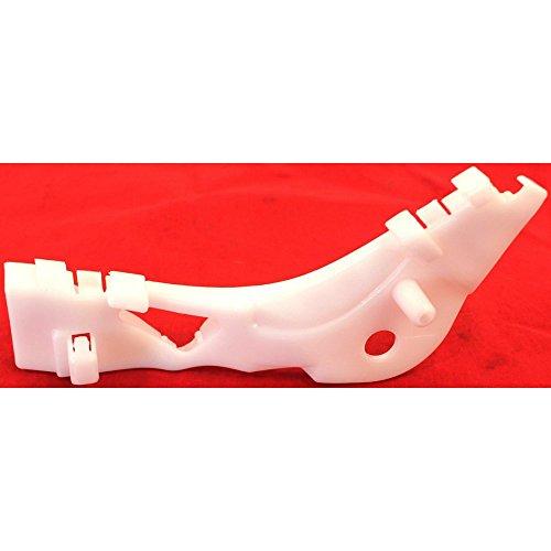 Bumper Bracket compatible with Mazda 6 03-08 Front Slide Plastic Left Side - Mazda 6 Bumper Bracket