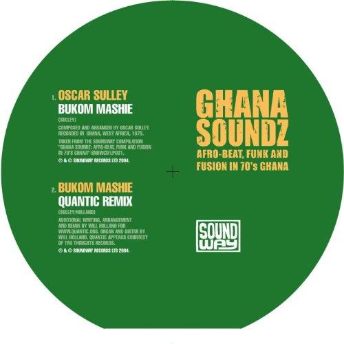 Bukom Mashie / Disco Africa (S...