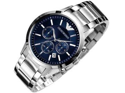 d438196694eb D  Aro Shop24® Armani AR2448  Amazon.es  Relojes