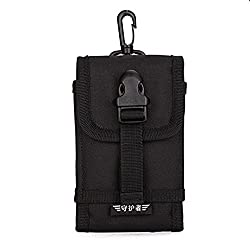 Huntvp Tactical Phone Pouch Bag 5 6 Molle Gear