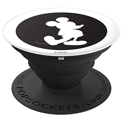 Amazon.com: Disney Mickey Stance PopSocket - PopSockets Grip and Stand for Phones and Tablets: Cell Phones & Accessories