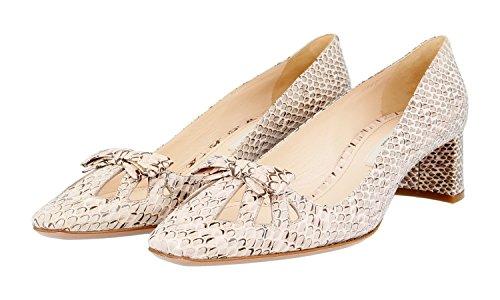 Shoes F0236 Zax Prada Women's Pumps 1I607D Leather Court P8CYPvqnHz