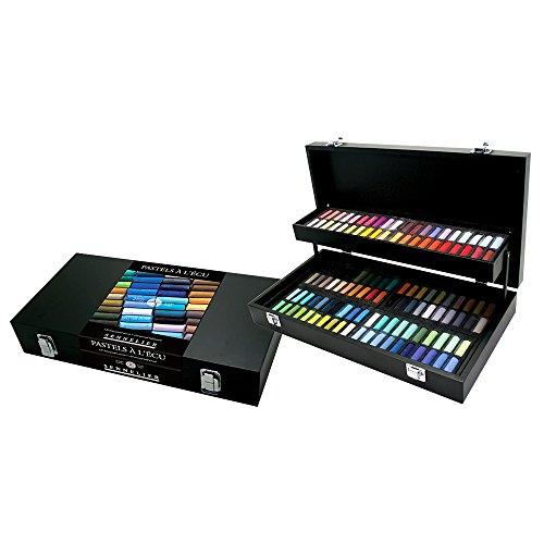 Sennelier Black Box Half Soft Pastel Box 120