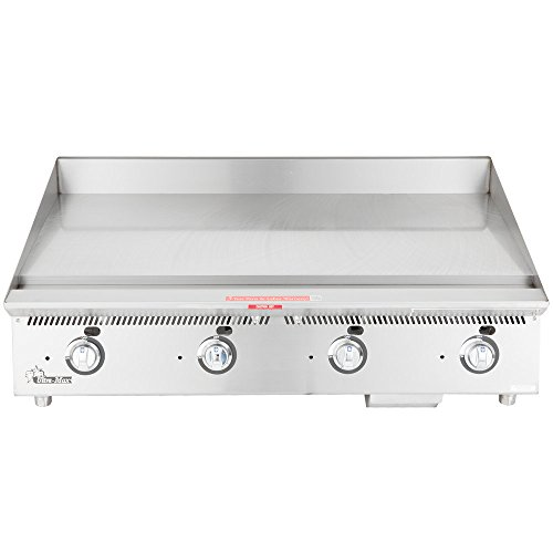 Star - 848MA - Ultra-Max 48 inches Manual Gas Griddle by Star Manufacturing