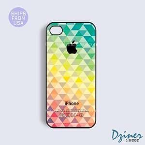 iPhone 5c Case - Pyramid Geometric Design iPhone Cover