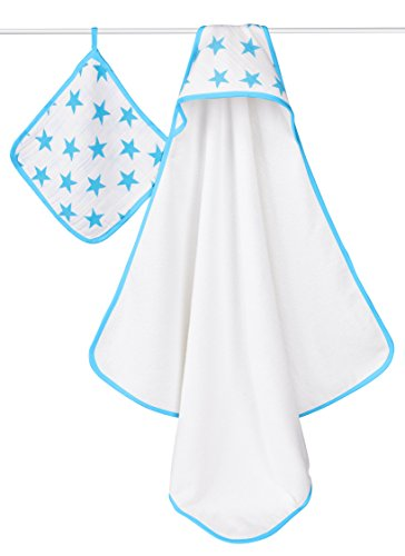 aden anais Classic Hooded Washcloth