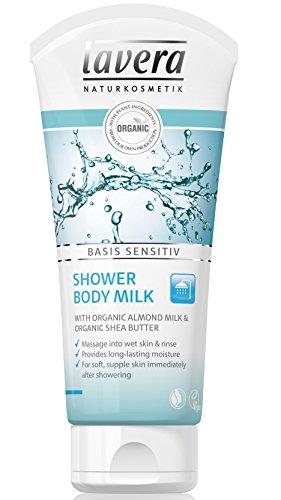 Lavera Basis Sensitiv Shower Body Milk