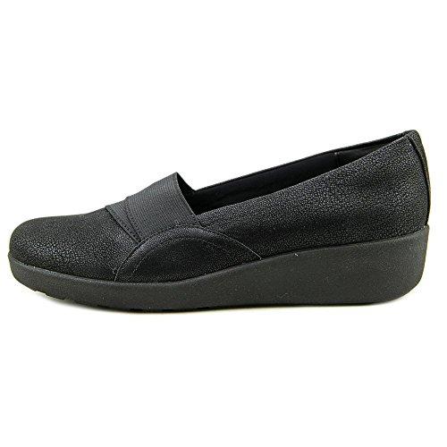 Black1035517 Fabric Easy 0 US Loafers Toe US Spirit Womens 7 Closed UK 5 Kaleo Size rqtax0BwPt