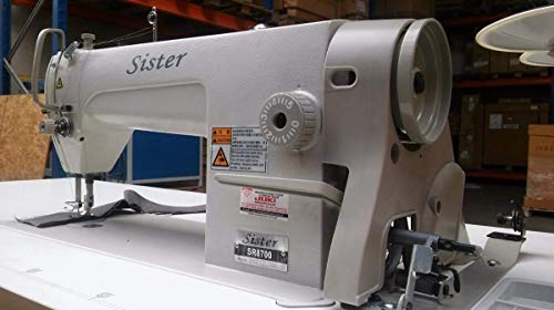 Sister SR-8700 Lockstitch Industrial Sewing Machine DDL8700 Single Needle (Head)