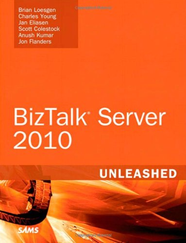 [PDF] Microsoft BizTalk Server 2010 Unleashed Free Download | Publisher : Sams | Category : Computers & Internet | ISBN 10 : 0672331187 | ISBN 13 : 9780672331183