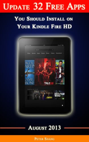 Update: 32 Free Apps You Should Install on Your New Kindle Fire HD