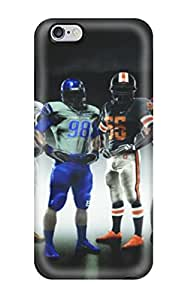 (yZpUIVu230ZxQBj)durable Protection Case Cover For Iphone 6 Plus(beautiful American Football Nfl)