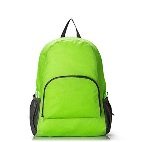 portable-zipper-soild-nylon-traveling-backpack-shoulder-bag-folding-bag