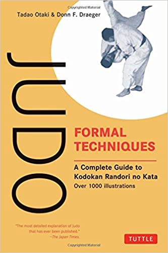 Judo Formal Techniques