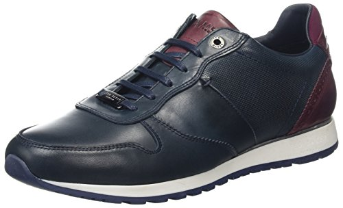 Baker Blu Shindl Ted Sneaker Uomo Blue zqPFFvwd