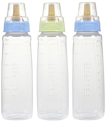 Gerber First Essential Clear View BPA Free Plastic Nurser Wi