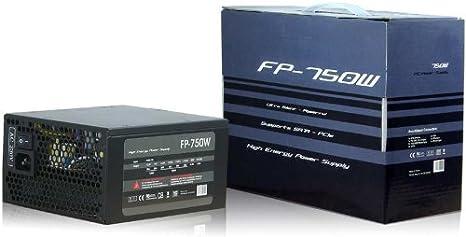 Inter-Tech - Fuente de alimentación para Caja de Ordenador (750 W): Amazon.es: Informática