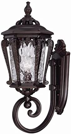 Acclaim 3551ABZ Stratford Collection 1-Light Wall Mount Outdoor Light Fixture