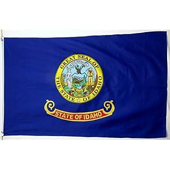 State Of Idaho Flag 3 X 5 Indoor Outdoor Banner