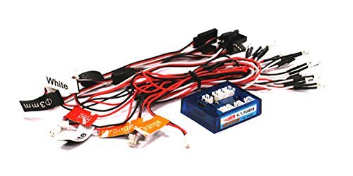 G T Power Complete Led Light Kit