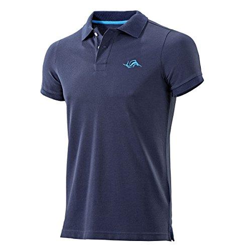 Sailfish Mens Lifestyle Polo - Poloshirt Herren, Größe:XS